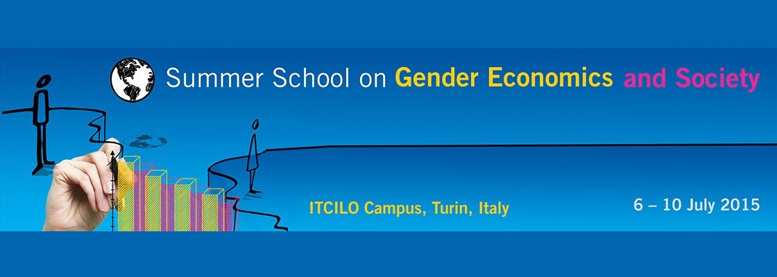 2015 Summer School on Gender Economics and Society: presentations