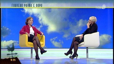 Intervista a Elsa Fornero - TV 2000