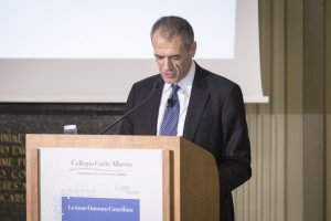 Onorato Castellino Lecture: Carlo Cottarelli