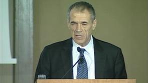Onorato Castellino Lecture 2015 - video recording