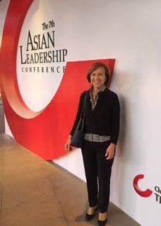Elsa Fornero speaker at Asian Leadership Conference
