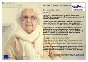 Conferenza finale del progetto Mopact