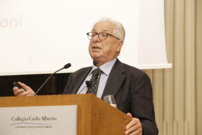 Onorato Castellino Lecture: Massimo Livi Bacci