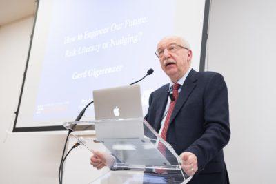 Onorato Castellino Lecture: Gerd Gigerenzer